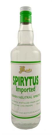 Baks Spirytus Grain Neutral Spirits